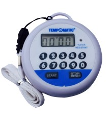 digital water proof timer
