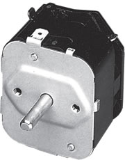 Mechanical timer type C53 switch single pole, double pole